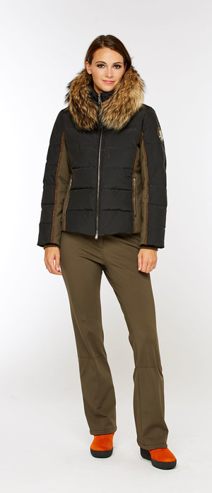 Ladies Down Ski Jacket