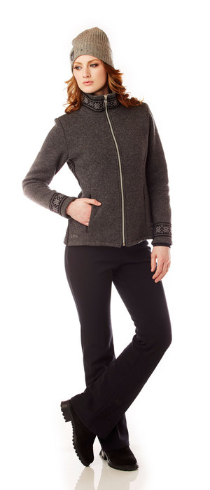 Techno-Wool Mid Layer Fleece