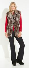 VT 26 Fur Section Vest
