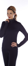 Women's Base Layer with Swarovski crystal.  Made in the USA