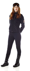 Women's mid layer fleece. Made in the USA.